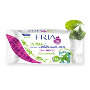 salviette fria intime fresche